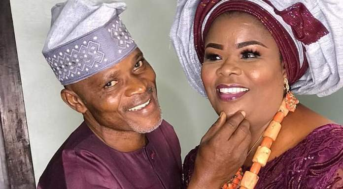Mother of Media personality Omotunde Adebowale-David Lolo1's Mother Remarries At 56 - Watch Video