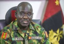Nigerian Army Says Boko Haram Attacks Are International Conspiracy To Split Nigeria