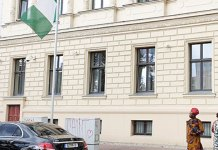 Nigerian Embassy In Germany Fires Guard Martins Oni Over Sex-For-Passport Scandal