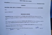 Omah Lay And Tems' Release Has Been Ordered By Ugandan Court