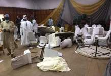 Suspected Hoodlums Disrupt Northern Coalition's Meeting On Insecurity In Kaduna