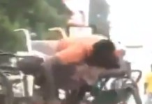 Video Of 2 Disabled Friends Fighting Over Money In Ghana
