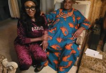 Video Of Esama Of Benin Igbinedion Hosting Ini Edo Zubby Michael And Other Nollywood Stars