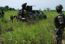 Hundreds Of Civilians Flee Homes As Troops Battle Insurgents In Marte, Borno State