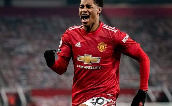 Manchester United star Marcus Rashford Becomes The World's Most Valuable Footballer At £149 Million