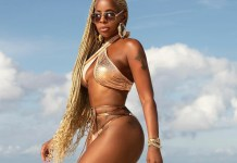 Mary J Blige turns 50 as she shows off her banging body in new photos