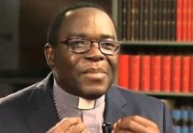 Nigerian Leaders Steal Money And Go To Jerusalem And Saudi To Pray - Catholic Bishop of Sokoto Diocese, Bishop Matthew Hassan Kukah Says