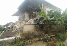 Photos Of Brothel And 4 Houses Owned By Kidnappers In Calabar Demolished By Government