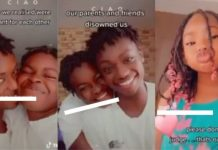 Video Of A Lady Who Got Married To Her Twin Brother - Please Don't Judge And That's Our Story