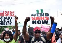 A Federal High Court in Abuja Orders CBN To Unfreeze Accounts Of 20 #EndSARS Protesters