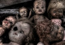 A Russian Man Daud Daudov Discovers Wife's Faked Pregnancy And Death Of Twins Discovered To Be Dolls In Grave
