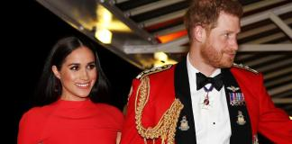 Prince Harry and his wife Meghan announces final split with British royalty