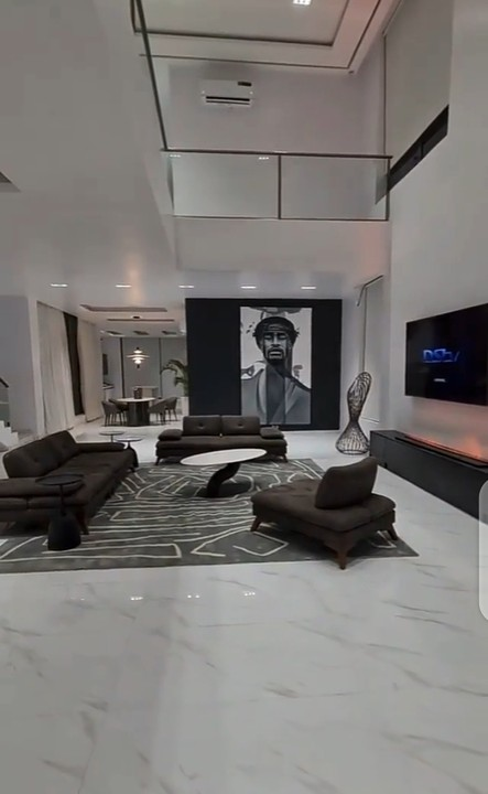 Video And Photos Of The Interior Of Don Jazzy's New House In Lekki