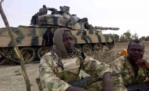 Biafran Weapons Surrendered After The War Are What We Are Using To Fight Boko Haram