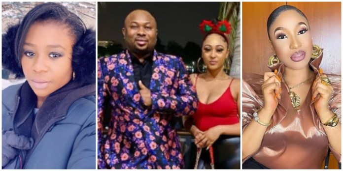 Celebrity photographer Toni Payne Calls Olakunle Churchill 'Vindictive' For Naming His Newborn 'King'