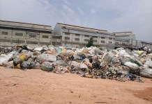 Photos Of Chicason Refuse Recycling Plant, Nnewi In Anambra State