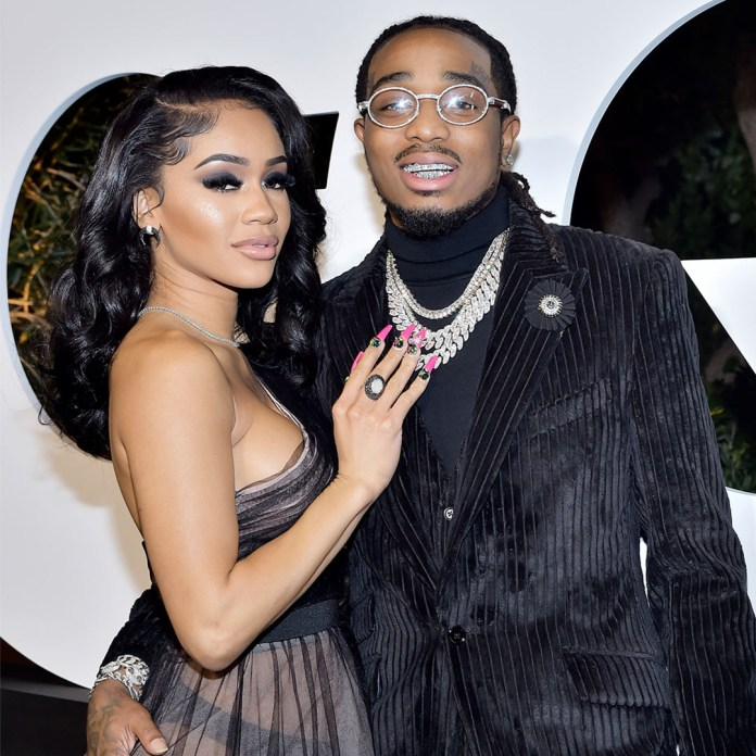 Quavo responds to Saweetie's breakup announcement - You are not the woman i thought you were