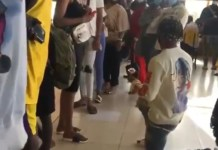Video Of A Lady Rejecting Her Boyfriend's Proposal Saying He Sold His Manhood For Riches