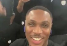 Video Of Odion Ighalo And Fellow Al Shabab Players Dancing To Davido's Song
