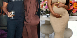 American rapper, Ludacris and wife, Eudoxie Mbouguiengue Bridges expecting their fourth child together