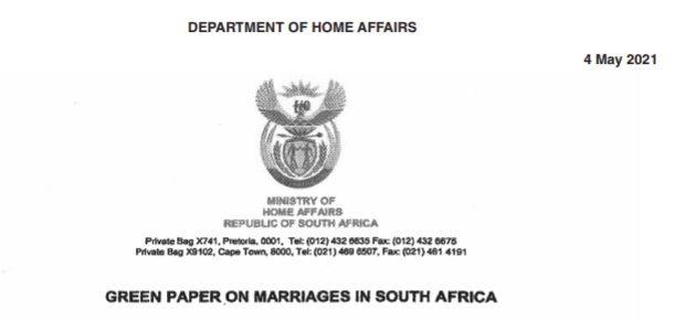 Women To Marry More Than One Man To Be Legalized In South Africa