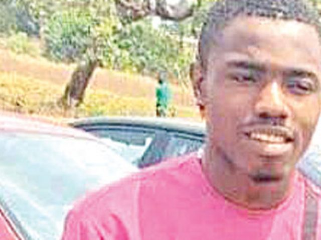 ABSU Student Francis Chibuike Jumps From 3-Storey Building Known As Favour Lodge And Died After Taking Drugs