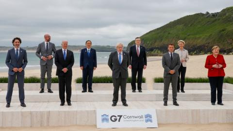 China accuses the G7 group of political manipulation