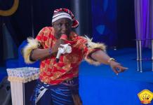 Photos Of Faith-Based Church Pastor Umah Udah Dressed Like A Warlord To Church (Tower of Revelation Ministry)
