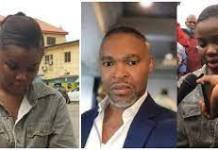 Video Of Chidinma Ojukwu and Super TV CEO Before She Allegedly Killed Him