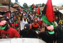 IPOB – Police And Army Can't Stop Our Protest