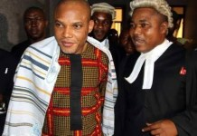 Nnamdi Kanu Tortured And Subjected To All Forms Of Inhuman Treatment For 8 Days By Kenya's Special Police Force - Lawyer, Ejiofor