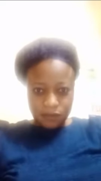 Video Of Lady K Covering The Attack At Igboho's House By The Army