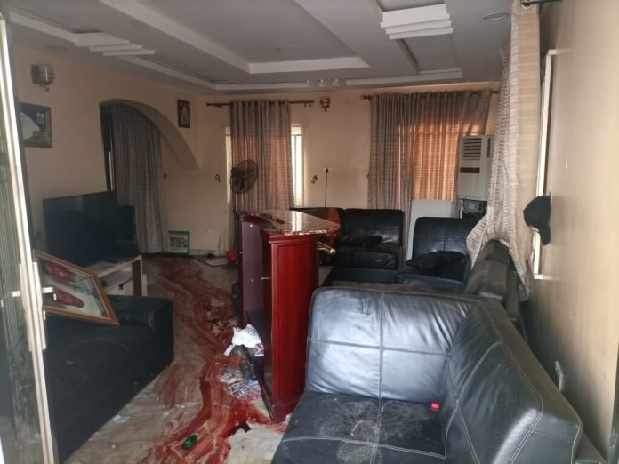 Video Of Sunday Igboho's House Attacked By Army And Over 7 People Killed