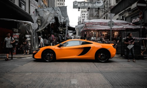 The 5 Best Places To Hire A Super Car
