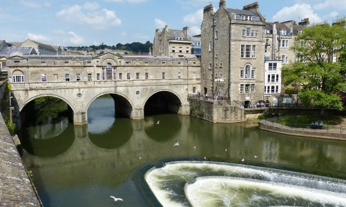 The Unexpected Side Of Bath