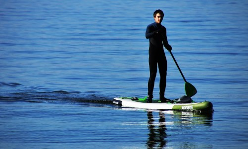 What is Stand Up Paddle Boarding – and Where To Try It?