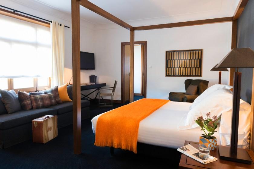 Bedroom suite at Hotel Primero Primera, Barcelona