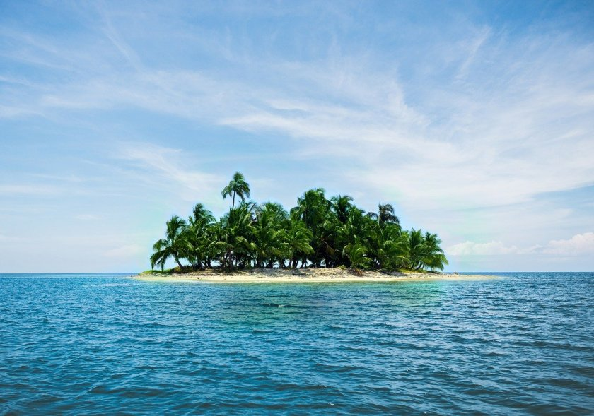 Set sail on your own boat to find a private island and some wild camping