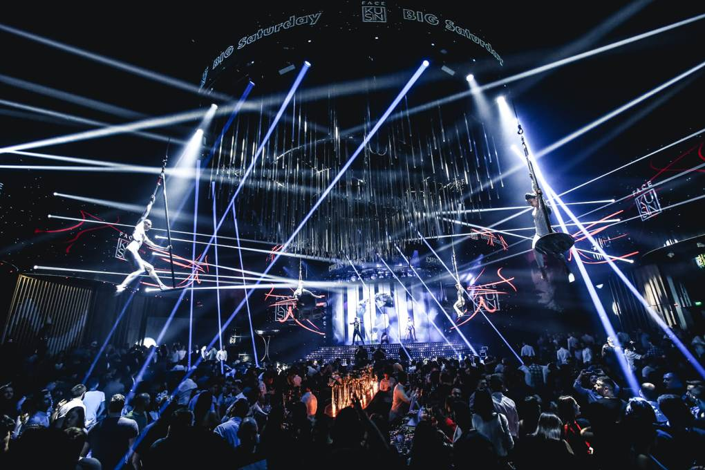 Face Club is one of the best nightclubs in Bucharest, Romania