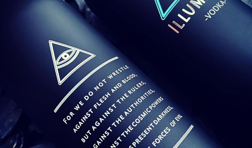 Illuminati vodka