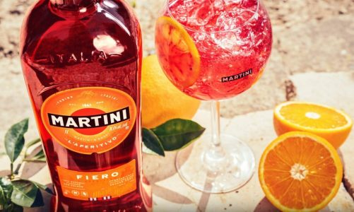 Martini Fiero Vermouth: Your New Fave Summer Drink?