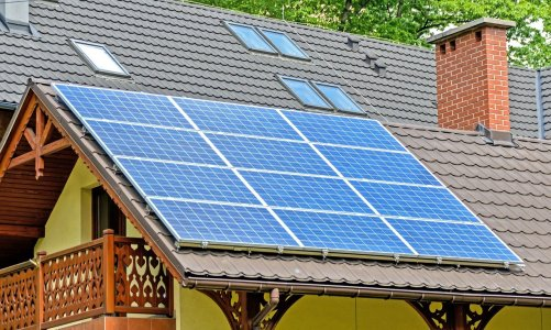 Can solar panels increase the resell value of your home
