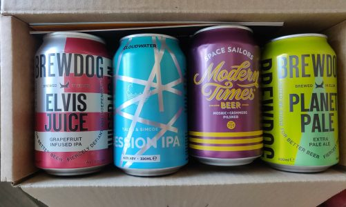 BrewDog & Friends Craft Beer Subscription Review