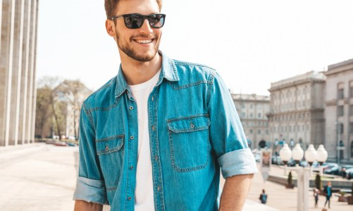The 5 Must Have Fashion Items For Stylish Men