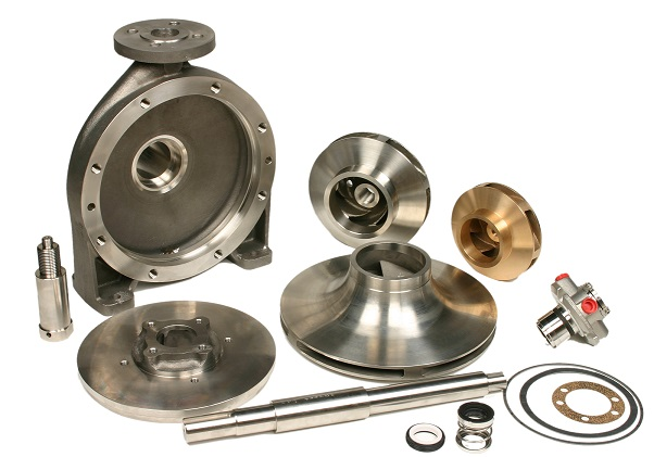 We Supply Spare Parts Suitable For Ksb Pumps
