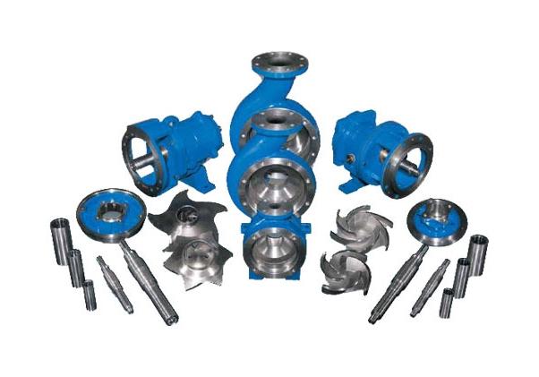 We Supply Spare Parts Suitable For Kirloskar Pumps