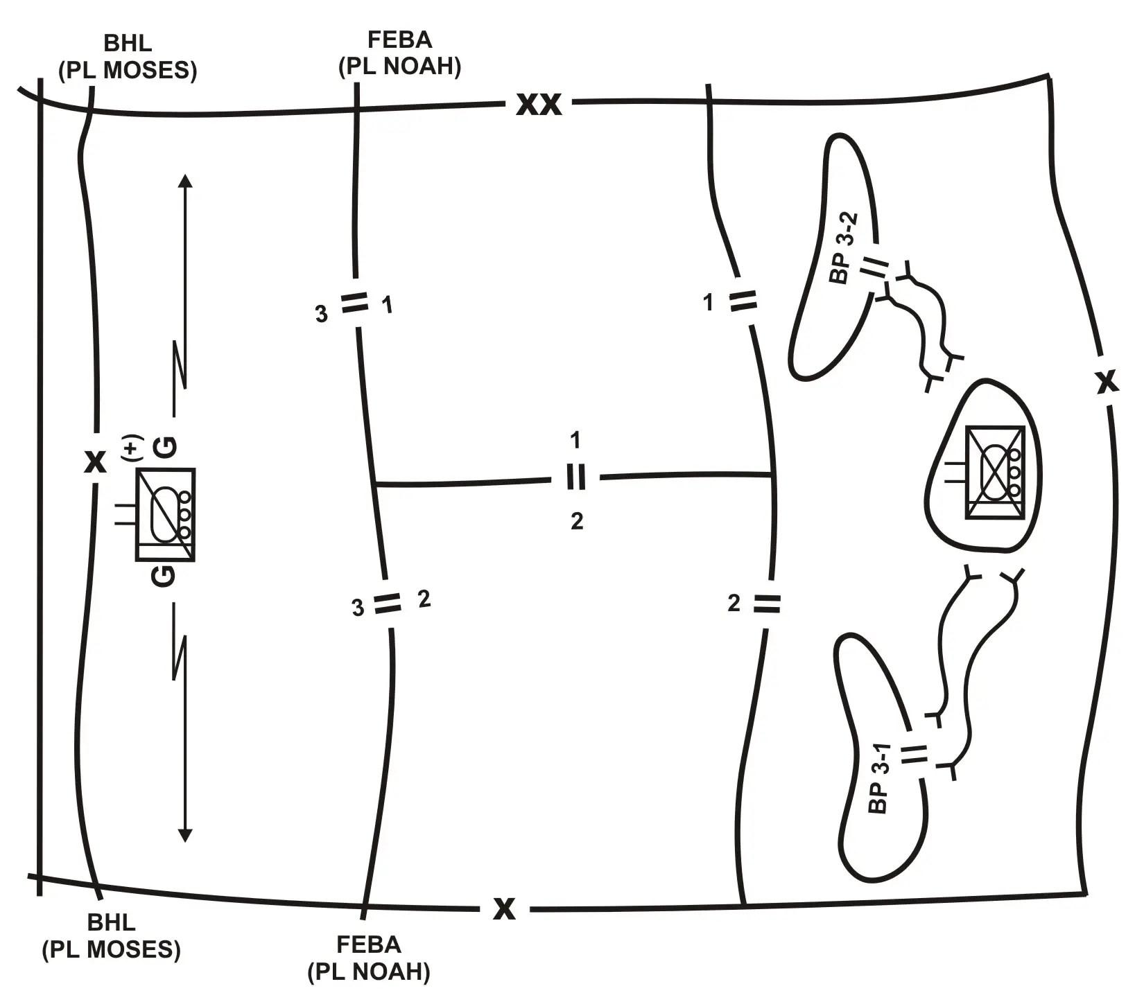 Army Coa Sketch Templates