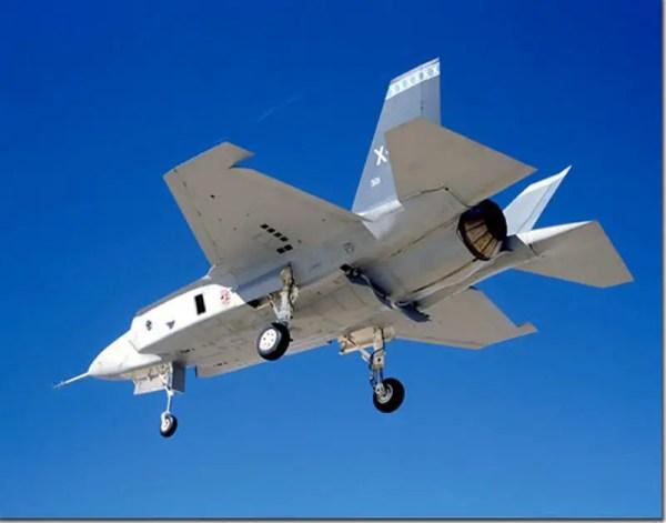 X35 Joint Strike Fighter JSF