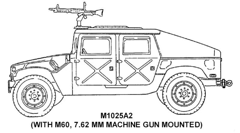 Drawings Simple Line Vehicles