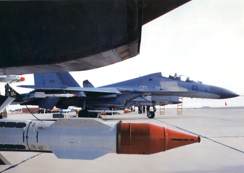 Chinese Aircraft J 11 Su 27 Flanker